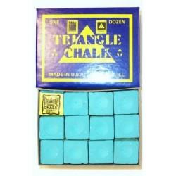 Giz Triangle Verde Claro (Caixa c/ 12 un.)