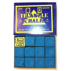 Giz Triangle Azul (Caixa com 12 unidades)