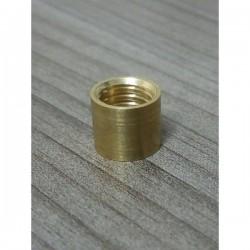 Virola de Metal 9,5mm (c/rosca)