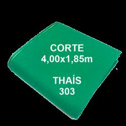 Tecido Thais 4 Metros - 303 Acrílico Verde