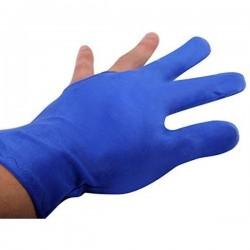 Luva p/ Sinuca - Cor Azul