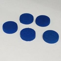 Sola Azul Genérica 9mm (Pacote com 5 unidades)