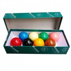 Jogo de bolas Aramith Sinuca 54mm