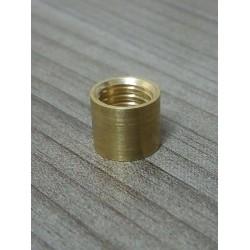 Virola de Metal (Latão) 9,2mm c/rosca